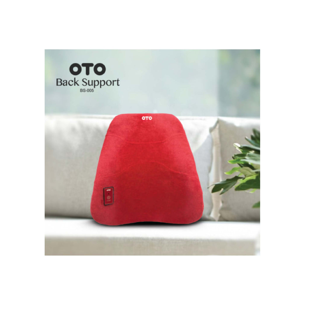 Electronics Pack: OTO Back Support