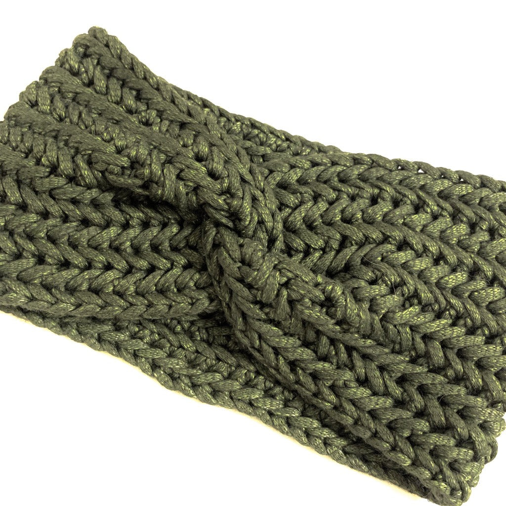 Harmony Headband in Olive
