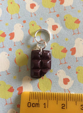 Load image into Gallery viewer, Mini Chocolate Bar Stitch Marker
