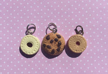 Load image into Gallery viewer, Chocolate Chip Cookie Stitch Marker