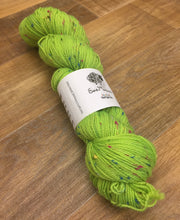 Load image into Gallery viewer, Superwash Merino Coloured Donegal Nep Sock Yarn, 100g/3.5oz, Gamma