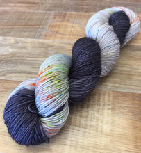 Load image into Gallery viewer, Superwash Merino Nylon Sock Yarn, 100g/3.5oz, Death by Matrimony