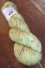 Load image into Gallery viewer, Superwash Merino Coloured Donegal Nep Sock Yarn, 100g/3.5oz, Dinner At Eight