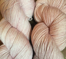 Load image into Gallery viewer, Superwash Merino Nylon Platinum Sock Yarn, 100g/3.5oz, Diva