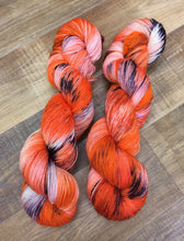 Load image into Gallery viewer, Superwash Bluefaced Leicester Nylon Ultimate Sock Yarn, 100g/3.5oz, Take The Cookies