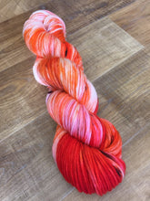 Load image into Gallery viewer, Superwash Merino DK/Light Worsted Yarn Wool, 100g/3.5oz, Take The Cookies