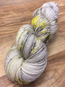 Superwash Bluefaced Leicester Nylon Ultimate Sock Yarn, 100g/3.5oz, Ida