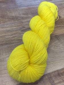 Superwash Mohair/Merino/Nylon Sock Yarn, 100g/3.5oz, Disco Stick