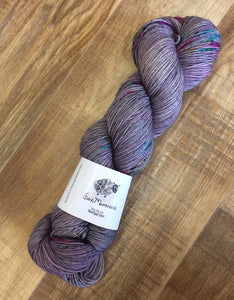 Superwash Bluefaced Leicester Nylon Ultimate Sock Yarn, 100g/3.5oz, Starstruck