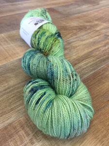SEXY SINGLES - Superwash Merino Nylon Titanium Sock Yarn, 100g/3.5oz