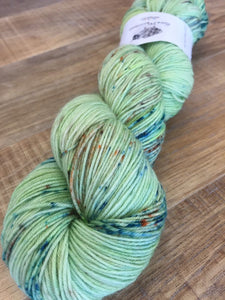 SEXY SINGLES - Superwash Bluefaced Leicester Nylon Ultimate Sock Yarn, 200g