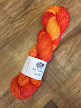 Load image into Gallery viewer, Superwash Bluefaced Leicester Nylon Ultimate Sock Yarn, 100g/3.5oz, Sunday Bellini