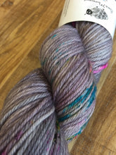 Load image into Gallery viewer, Superwash Merino DK/Light Worsted Yarn Wool, 100g/3.5oz, Starstruck