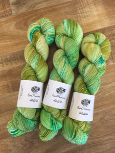 Superwash Bluefaced Leicester Nylon Ultimate Sock Yarn, 100g/3.5oz, I'll Have What She's Having