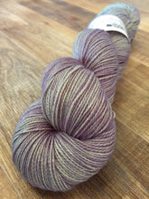 Load image into Gallery viewer, Superwash Merino Nylon Titanium Sock Yarn, 100g/3.5oz, Moon Landing