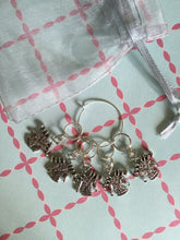 Load image into Gallery viewer, Set of 5 Woolly Jumper Stitch Markers