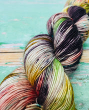 Load image into Gallery viewer, Superwash Merino Single Ply Fingering Yarn, 100g/3.5oz, That's Gossip