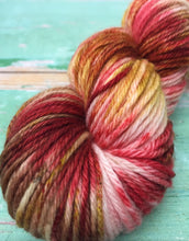 Load image into Gallery viewer, Superwash Merino DK/Light Worsted Yarn Wool, 100g/3.5oz, Piano Wire