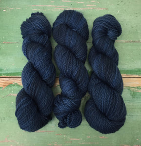 Superwash Bluefaced Leicester Aran/Worsted Yarn Wool, 100g/3.5oz, Alice