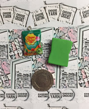 Load image into Gallery viewer, Chupa Chups Candy Charm Progress Keeper Stitch Marker