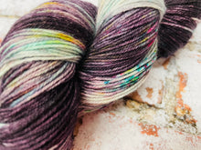 Load image into Gallery viewer, Superwash BFL Nylon Ultimate Sock Yarn, 100g/3.5oz, One of a Kind