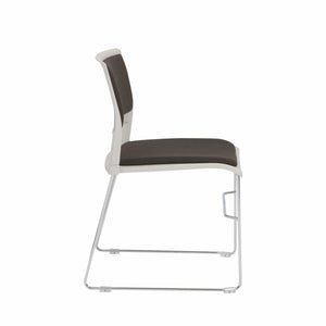 Raylan Stacking Stack Chair - Set of 4