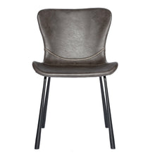 Load image into Gallery viewer, Melody Side Chair in Dark Gray - Set of 2