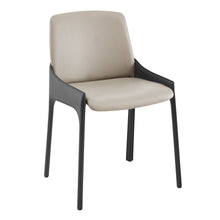 Load image into Gallery viewer, eurostyle Viliante Side Chair in Light Gray and Gray 38970TPE 727511971161