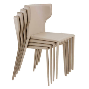Divinia Stacking Side Chair - Set of 2