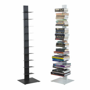 Sapiens 60-inch Bookcase Tower