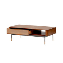 "Load image into Gallery viewer, Miriam 47"" Coffee Table"