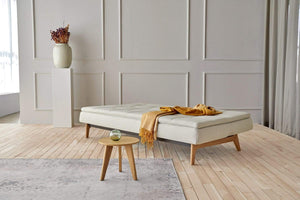 INNOVATION Dublexo Eik Sofa with Lacquered Oak Legs