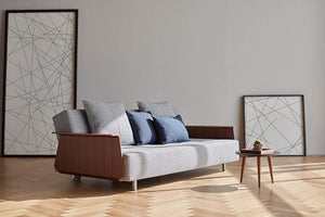 Long Horn Deluxe Excess Sofa with Arms