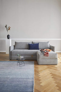 Tripi Sofa w/Arms - Full