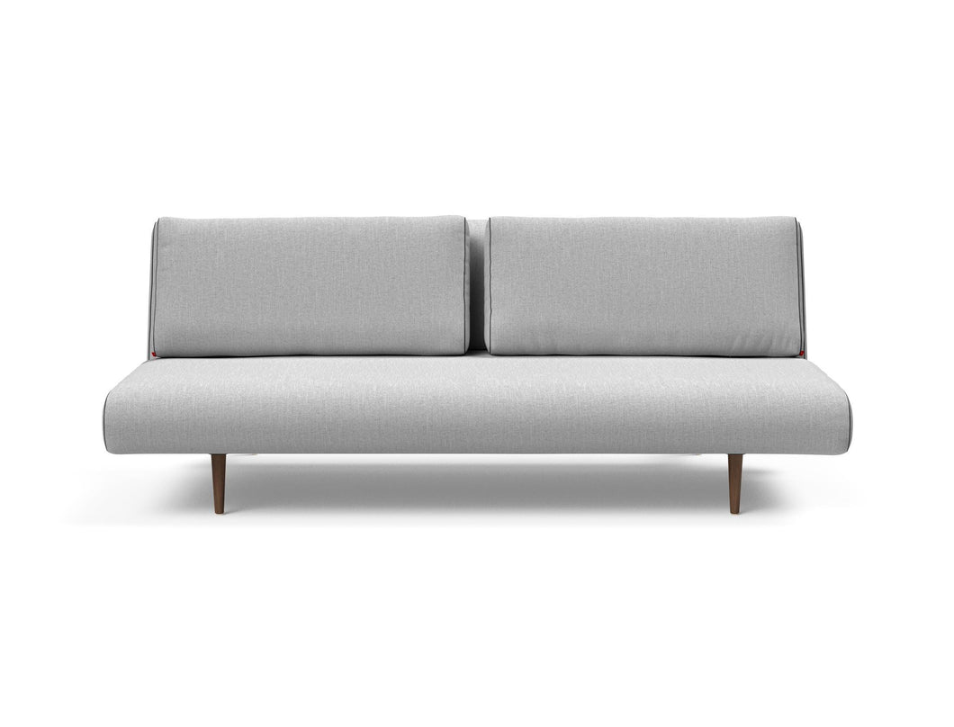 INNOVATION Unfurl Lounger Sofa with Dark Wood Legs 95-772012517-10-3-2