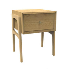 Load image into Gallery viewer, Artu Oak Nightstand