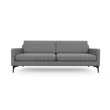 "Load image into Gallery viewer, Astha Grey 85"" Sofa"