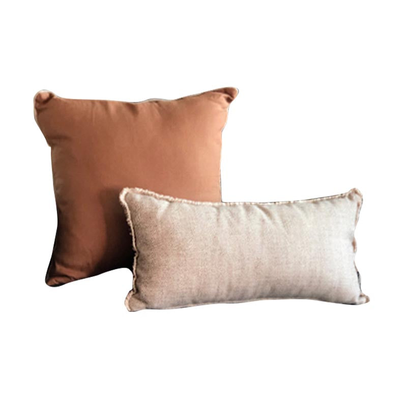 Bold Tierra Herringbone Pillow Set of 2