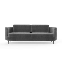 "Load image into Gallery viewer, Elinore Velvet 83"" Sofa"