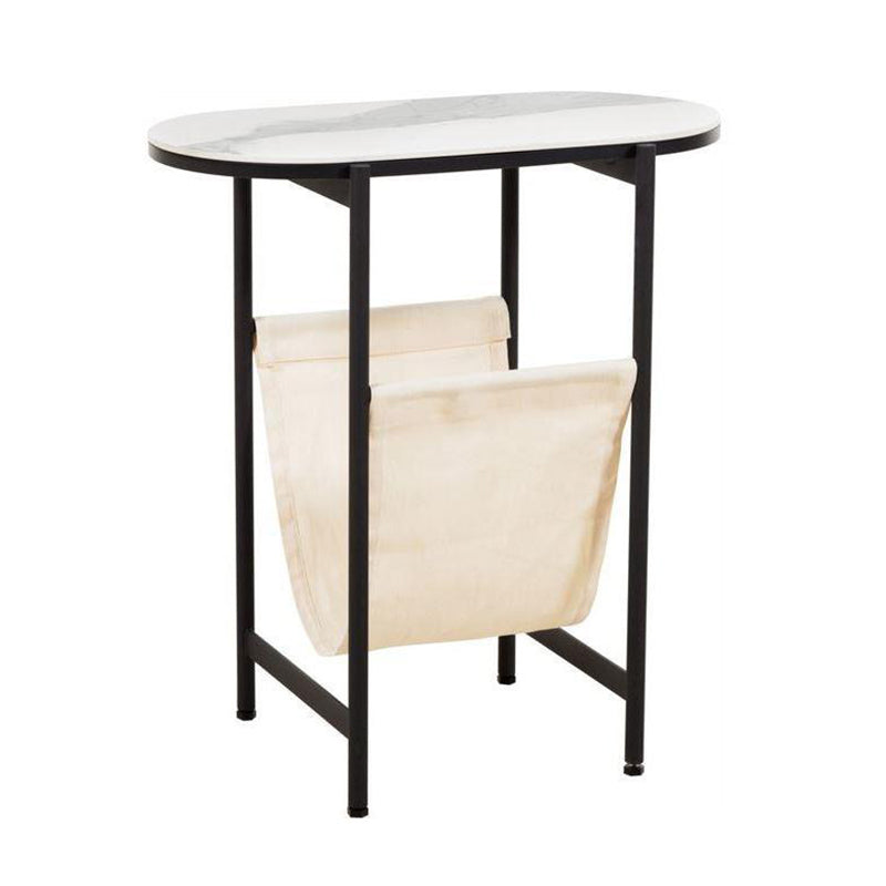 Geremy Magazine Side Table