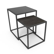 Load image into Gallery viewer, Sinfex Side Table (Set of 2)