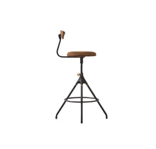 Load image into Gallery viewer, Akrone Genuine Leather Bar Stool
