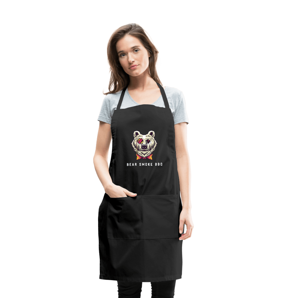 Bear Smoke Apron - Bear Smoke BBQ