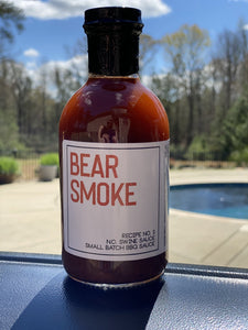 Bear Smoke BBQ Recipe No. 3 - Swine Sauce - North Carolina Vinegar Style BBQ Sauce - Bear Smoke BBQ