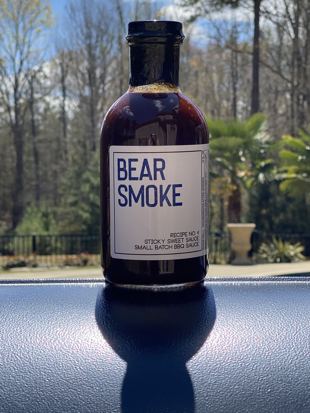 Bear Smoke BBQ Recipe No. 4 - Sticky Sweet BBQ Sauce - Bear Smoke BBQ