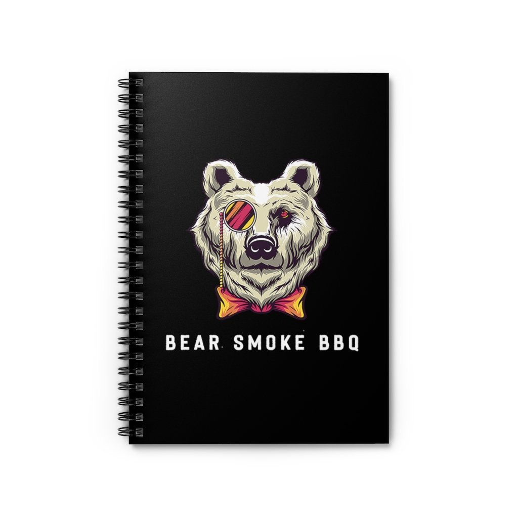 Bear Smoke Journal - Bear Smoke BBQ