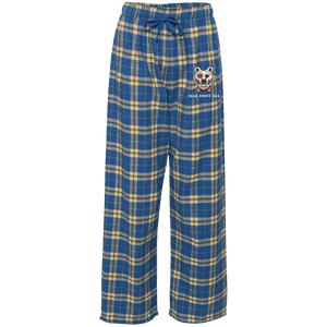 Bear Smoke Unisex Flannel Pants - Bear Smoke BBQ