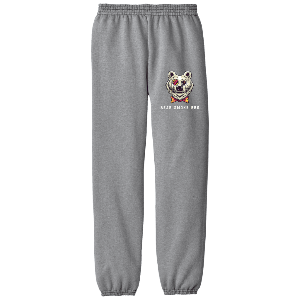 Bear Smoke Youth Fleece Pants - Bear Smoke BBQ