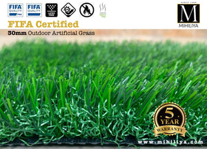 30mm FIFA Artificial Turf (SQM)