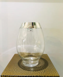 25cm Handblown Glassware - Green Gardens Mihiliya (Pvt) Ltd